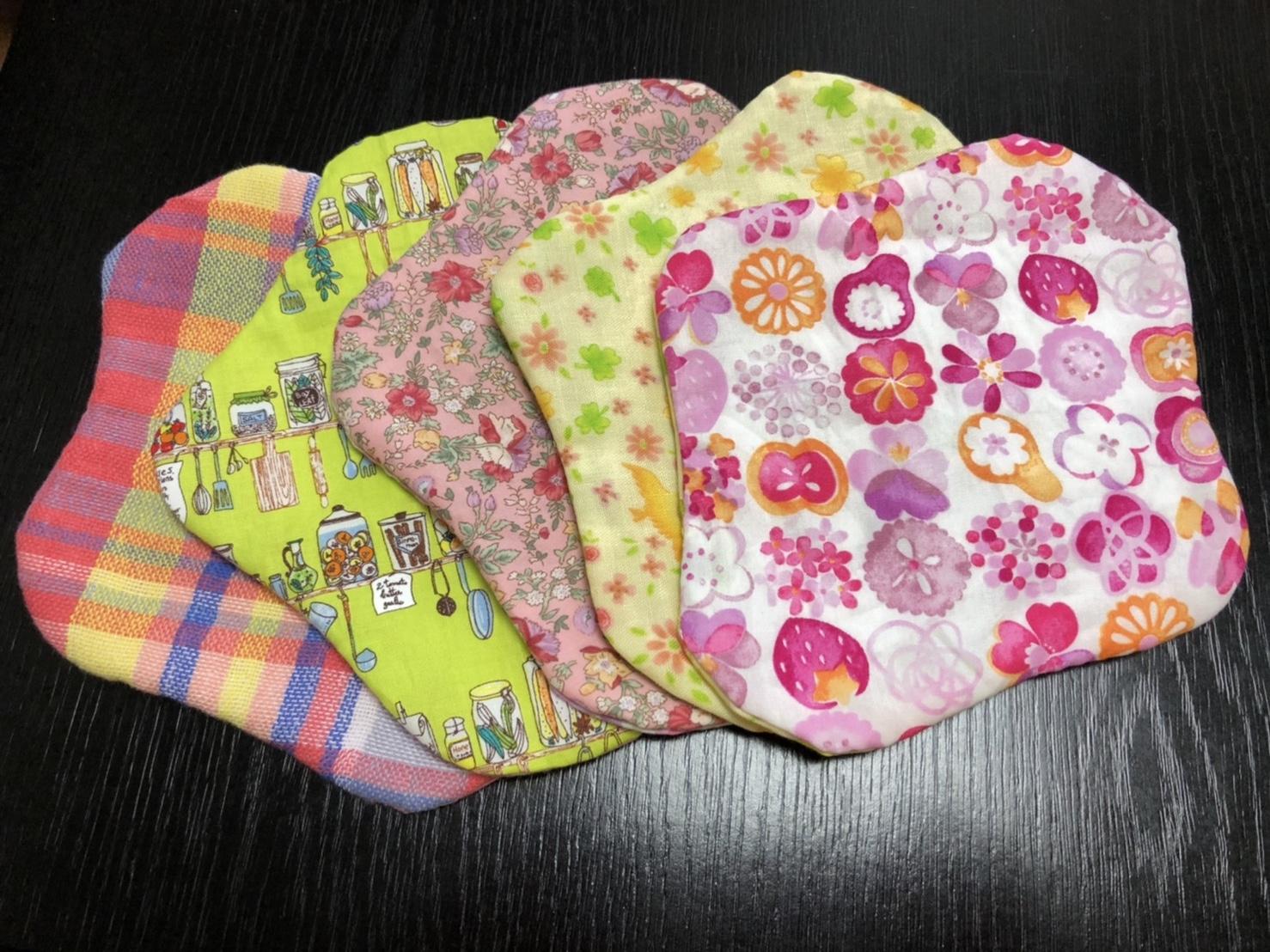 私の必需品。友人お手製「手縫いのライナー」を商品化